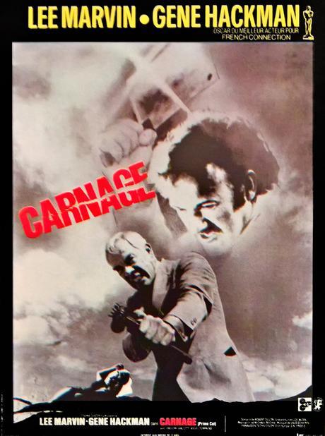 Carnage (1972) de Michael Ritchie