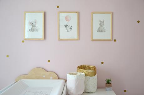 Décoration : la chambre de bébé
