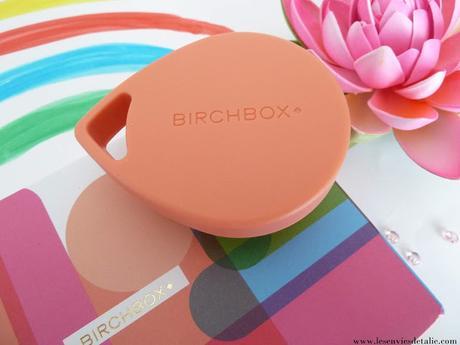 Pop couleurs - Birchbox du mois d'avril 2019