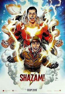 SHAZAM : MAGIE ET COOLITUDE POUR DC ET WARNER