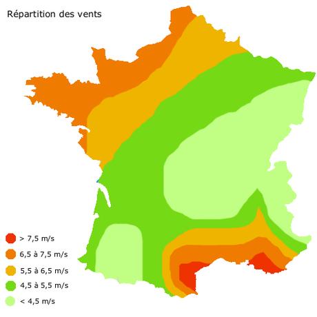 plante balcon ouest carte verte région vent france - blog deco clem - around the corner