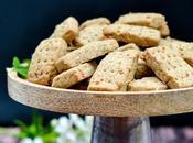 Biscuits shortbread Recette base variantes gourmandes