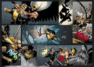 AFTER SHAZAM ... BLACK ADAM THE DARK AGE