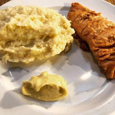 saumon aux saveurs japonaises