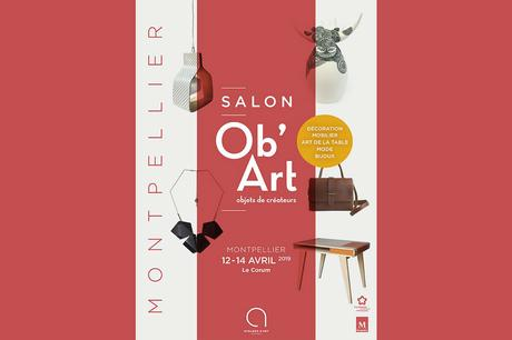 Métiers d'art et slow design au salon Ob'art