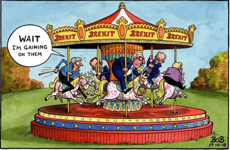 Thursday Thunder: the brexit merry go round