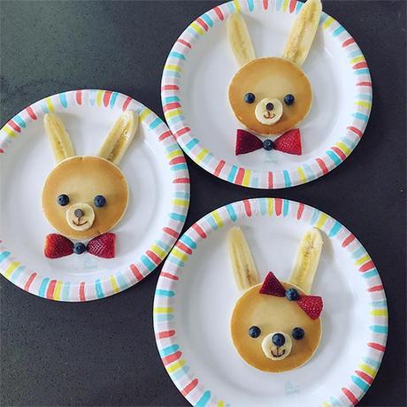 DIY de Pâques - pancakes