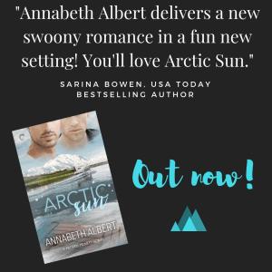 Frozen Hearts #1 – Arctic Sun – Annabeth Albert (Lecture en VO)