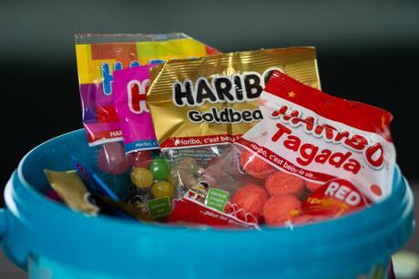 Pâques arrive, les nouveaux seaux de bonbons Haribo aussi ! (concours dedans)