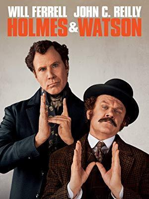Holmes et Watson (2019) de Etan Cohen