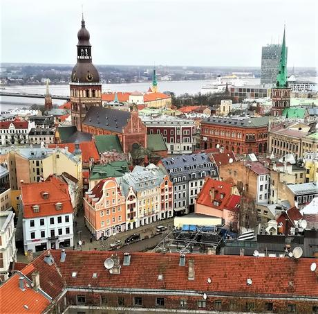 Une soupe à la choucroute à Riga