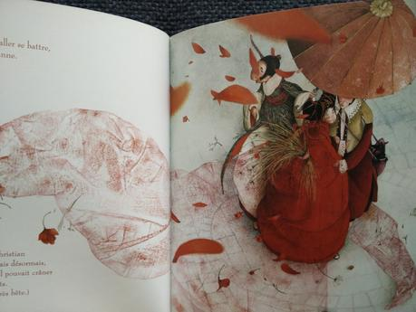 Cyrano. Taï-Marc LE THANH et Rébecca DAUTREMER – 2009 (Dès 8 ans)
