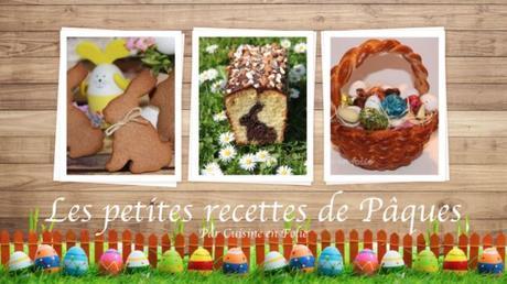 E-book Les petites recettes de Pâques