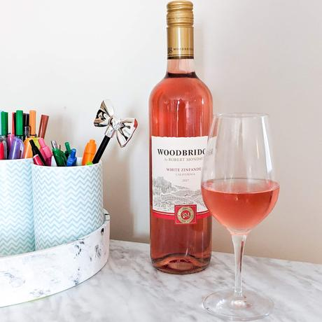 #vindredi: le Rosé Woodbridge par Robert Mondavi