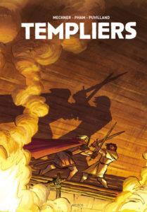 Templiers, l'intégrale(Mechner, Pham, Pullivand) – Akileos – 39€