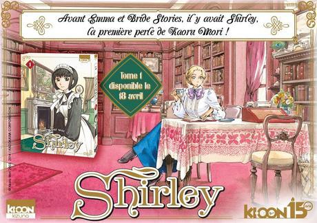 Shirley T01 de Kaoru Mori