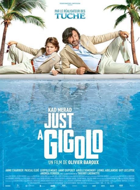 [CONCOUR] : Gagnez vos places pour aller voir Just a Gigolo !