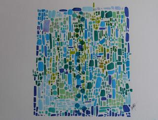 formes et couleurs: nouvelles oeuvres-forms and colors: new works