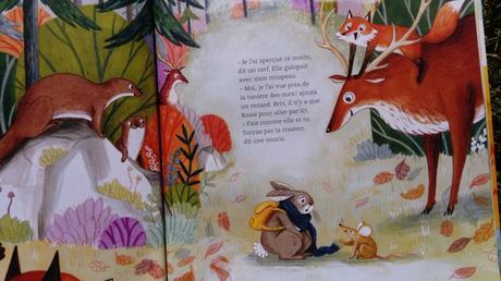 Courage petit lapin! – Nicola Kinnear