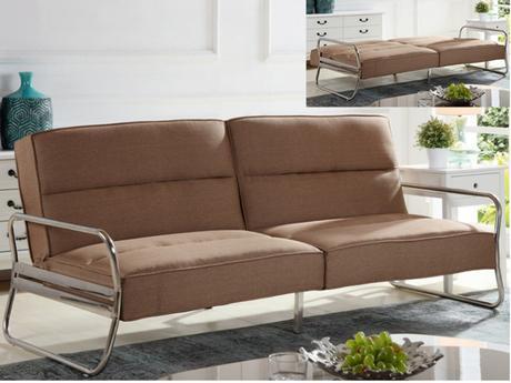 canap convertible 2 places confortable voir. Black Bedroom Furniture Sets. Home Design Ideas
