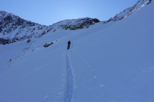 Col des glaciers (3063m)