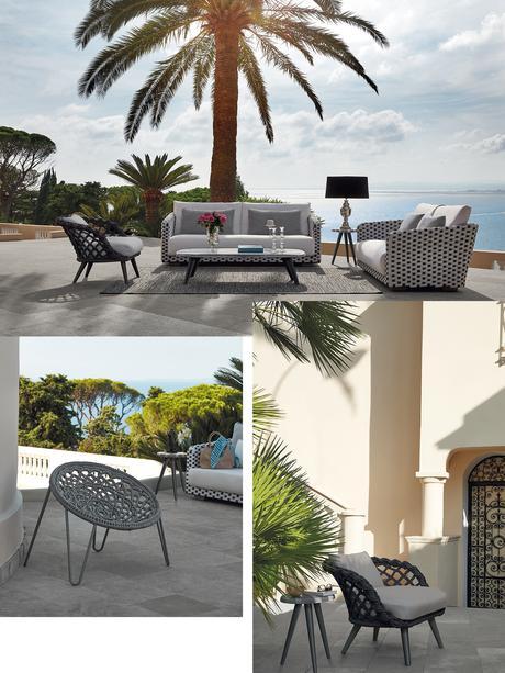 Préparer sa terrasse pour l'été : du mobilier intemporel