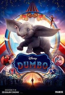 DUMBO DE TIM BURTON : BELIEVE!