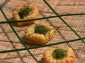 minis tartelettes noix pétoncle