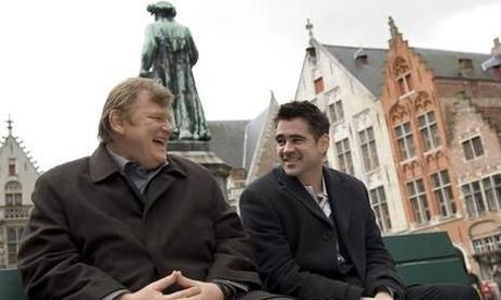 Brendan Gleeson et Colin Farrell
