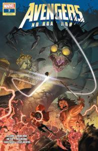 Titres de Marvel Comics sortis le 27 mars 2019
