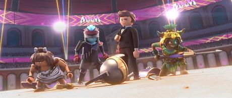 Première bande annonce VF pour Playmobil, Le Film de Lino DiSalvo