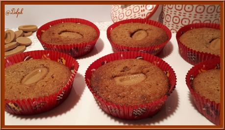 Minis moelleux au chocolat dulcey