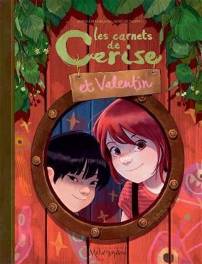 Les carnets de Cerise et Valentin de Joris Chamblain et Aurélie Neyret