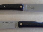 couteau Liadou deuxième