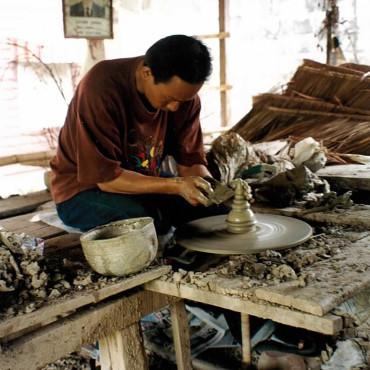 Ko Kret, l'île des potiers de Bangkok