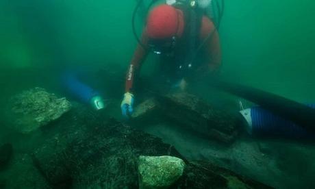 La découverte d'une épave égyptienne prouve que l'historien grec Hérodote avait raison il y a près de 2500 ans