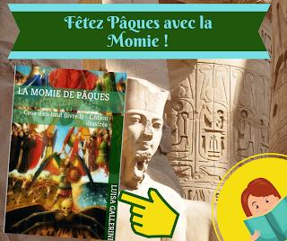 La Momie à 0,99$ sur Amazon pour Pâques