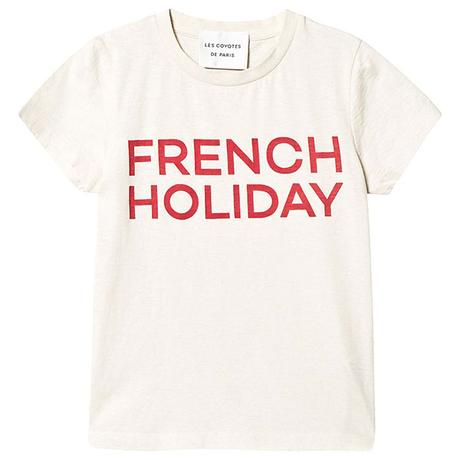Coyotes de Paris French Holiday tee