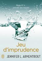 'Jeu d'attirance' de Jennifer L. Armentrout
