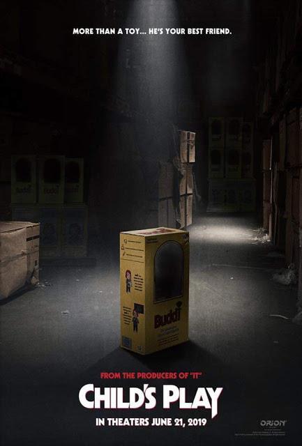 Nouveau trailer pour Child's Play de Lars Klevberg