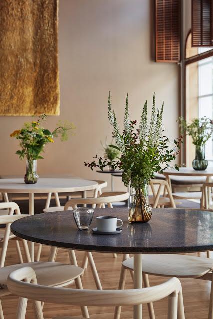 Paris / Café Coutume à l'Institut Finlandais /