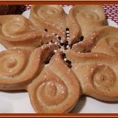 Gâteau aux blancs d'oeufs et Noix de coco - Oh, la gourmande..