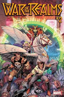 THE WAR OF THE REALMS #2 : LE CHAOS SUR MIDGARD