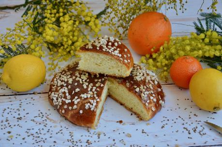 Mouna (brioche de Pâques)