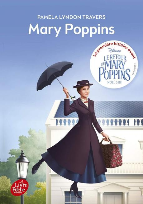 Mary Poppins de Pamela Lyndon Travers