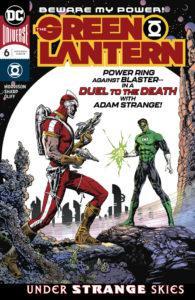 Titres de DC Comics sortis entre le 27 mars et le 10 avril 2019