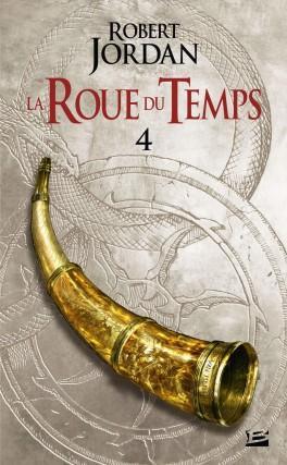 La roue du temps, tome 3 & 4 - Robert Jordan