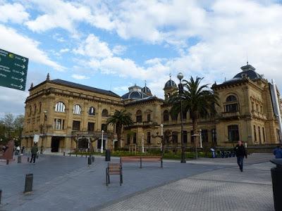Escapade basque : San Sebastian