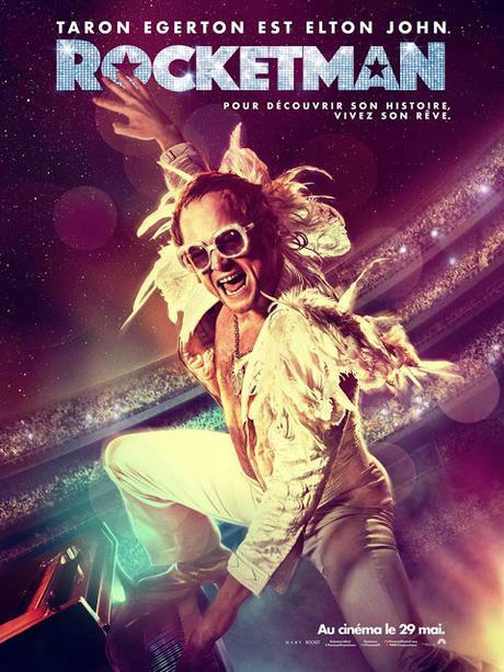 Nouvelle vidéo featurette VOST pour Rocketman de Dexter Fletcher