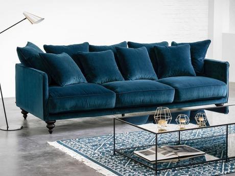 soldes canap convertible 2 places paperblog. Black Bedroom Furniture Sets. Home Design Ideas